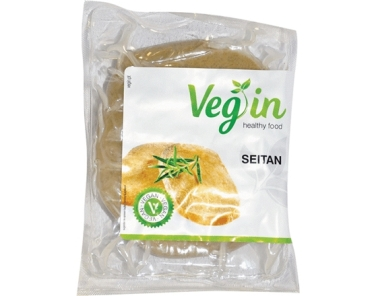 Seitan marca Vegin ~1.5€
